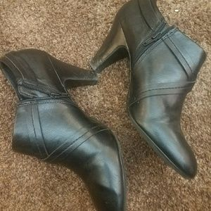 Naturalized Ankle Boot-Shoes